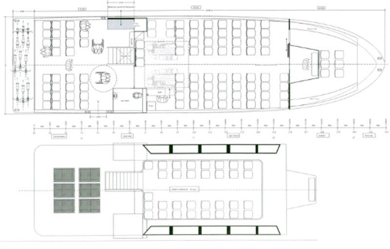 plan de l'amiral