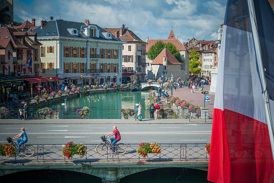 canal annecy